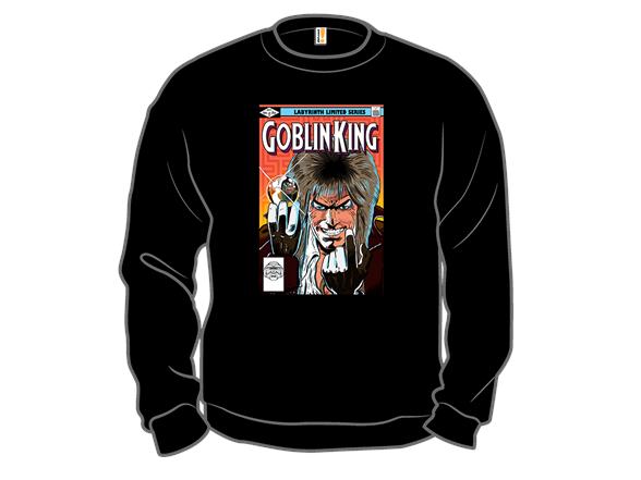 The Goblin King Long Sleeve Tee