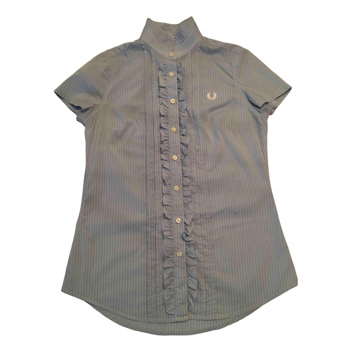 Fred Perry - Top   pour femme en coton