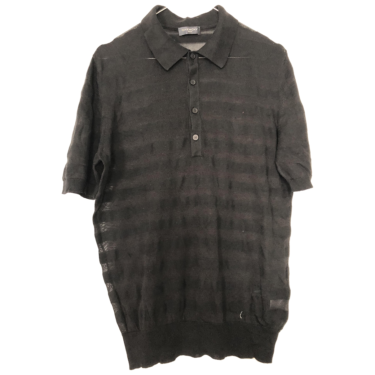 Givenchy \N Black Cotton Polo shirts for Men S International