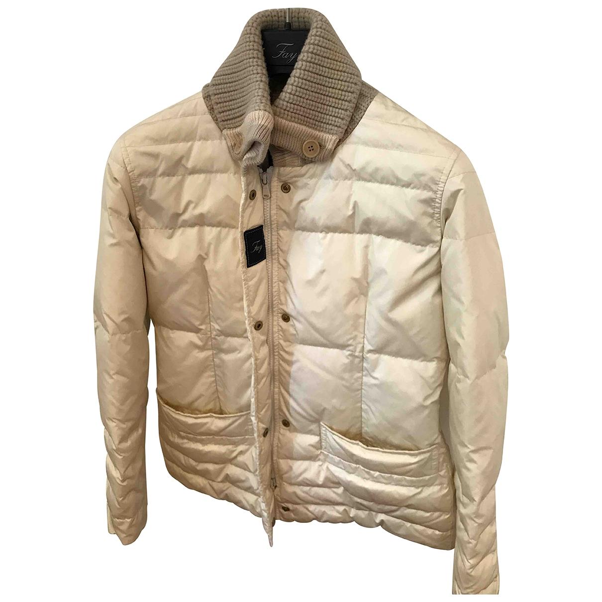 Fay \N Beige jacket for Women 40 IT