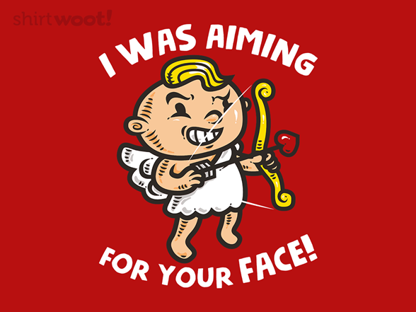 Cupid's Confession T Shirt