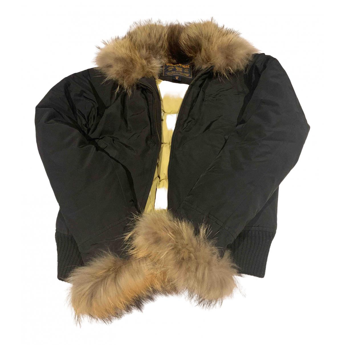 Woolrich - Veste   pour femme - noir