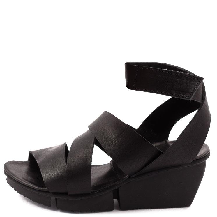 Trippen, Film Splitt Women's Sandals, black Größe 41