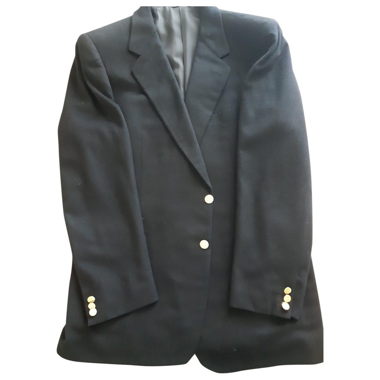 Burberry \N Blue Cashmere jacket  for Men XL International