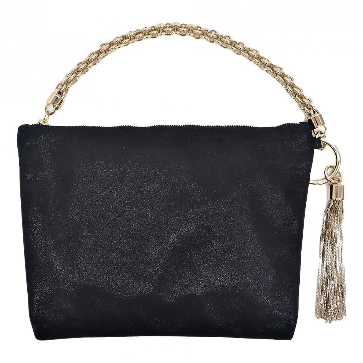 Jimmy Choo \N Black Suede handbag for Women \N