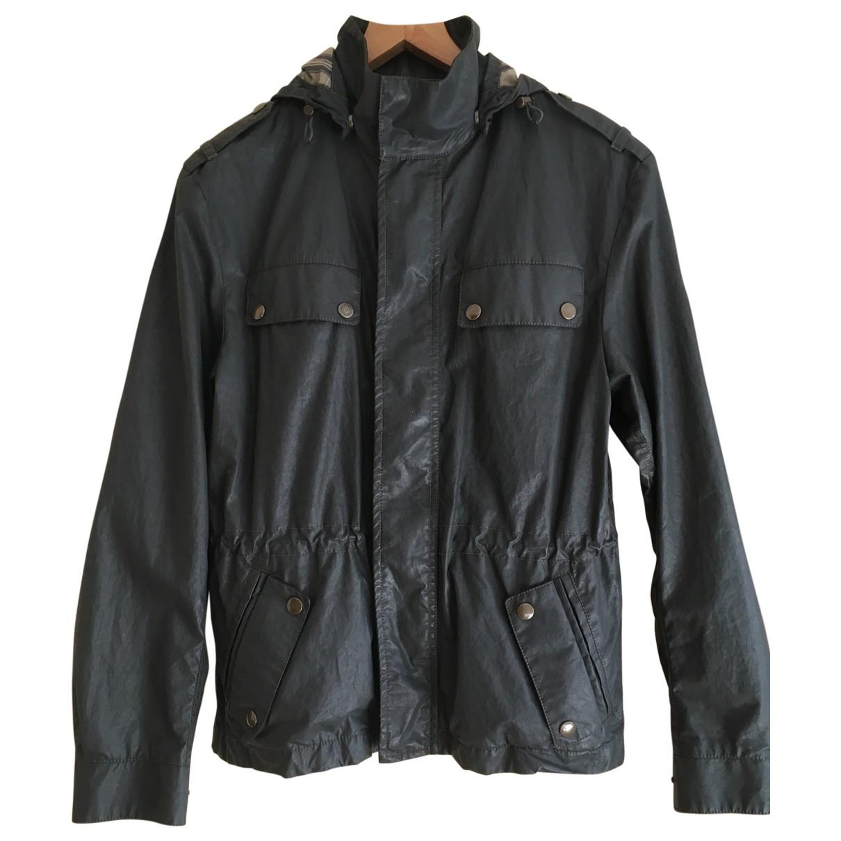 Belstaff \N Green Cotton jacket for Women 42 IT