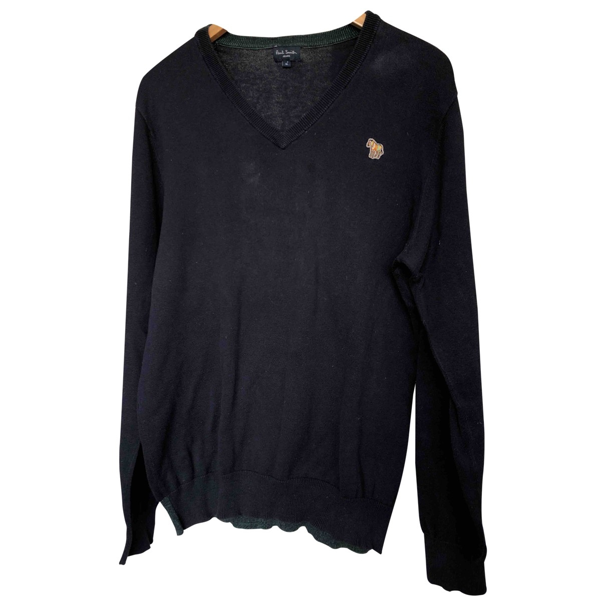 Paul Smith \N Pullover.Westen.Sweatshirts  in  Blau Baumwolle