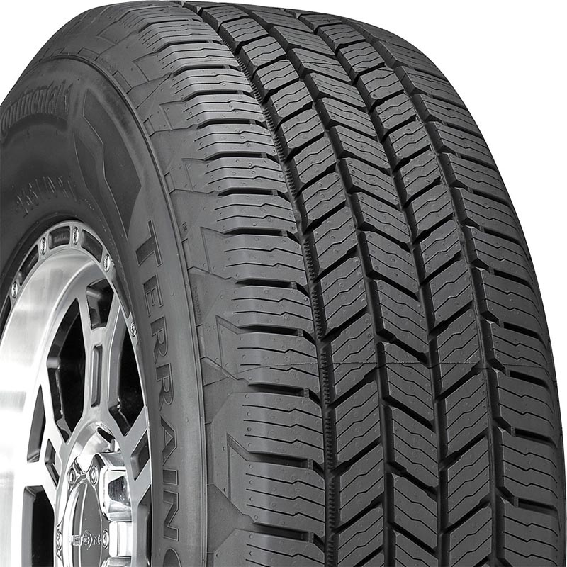 Continental 15571850000 Terrain Contact H/T Tire 265/60 R18 110T SL BSW
