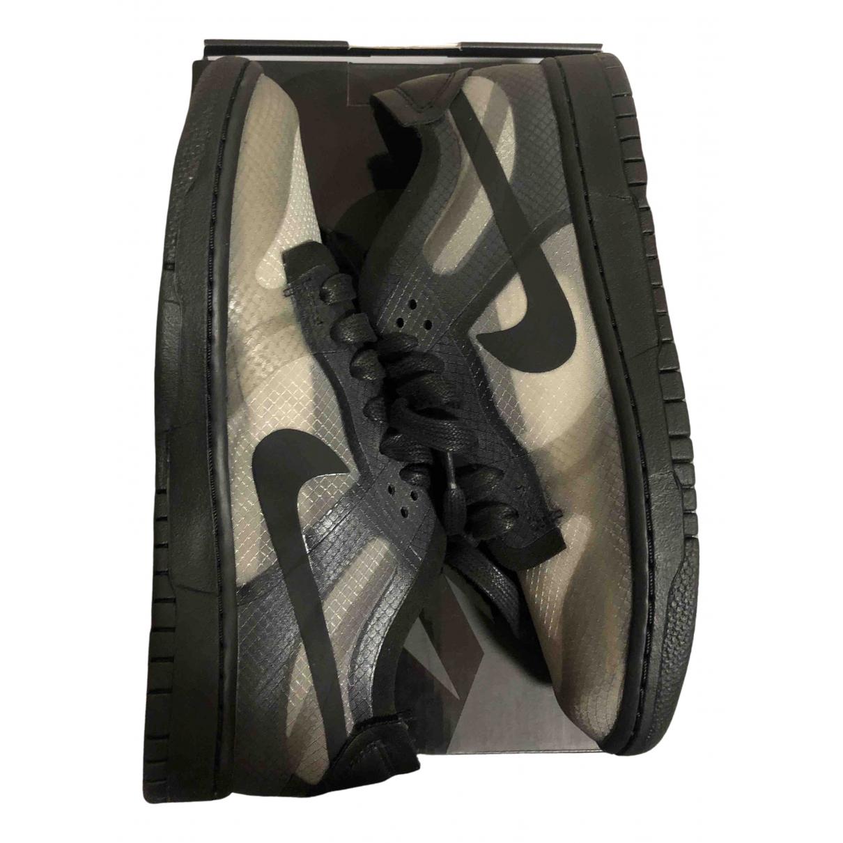 Nike X Comme Des Garcons - Baskets   pour homme - noir