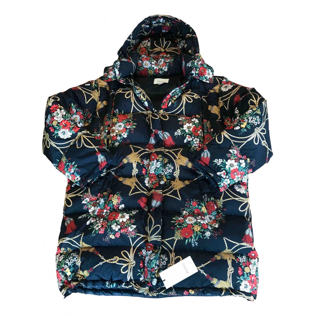 Gucci - Manteau   pour femme - noir