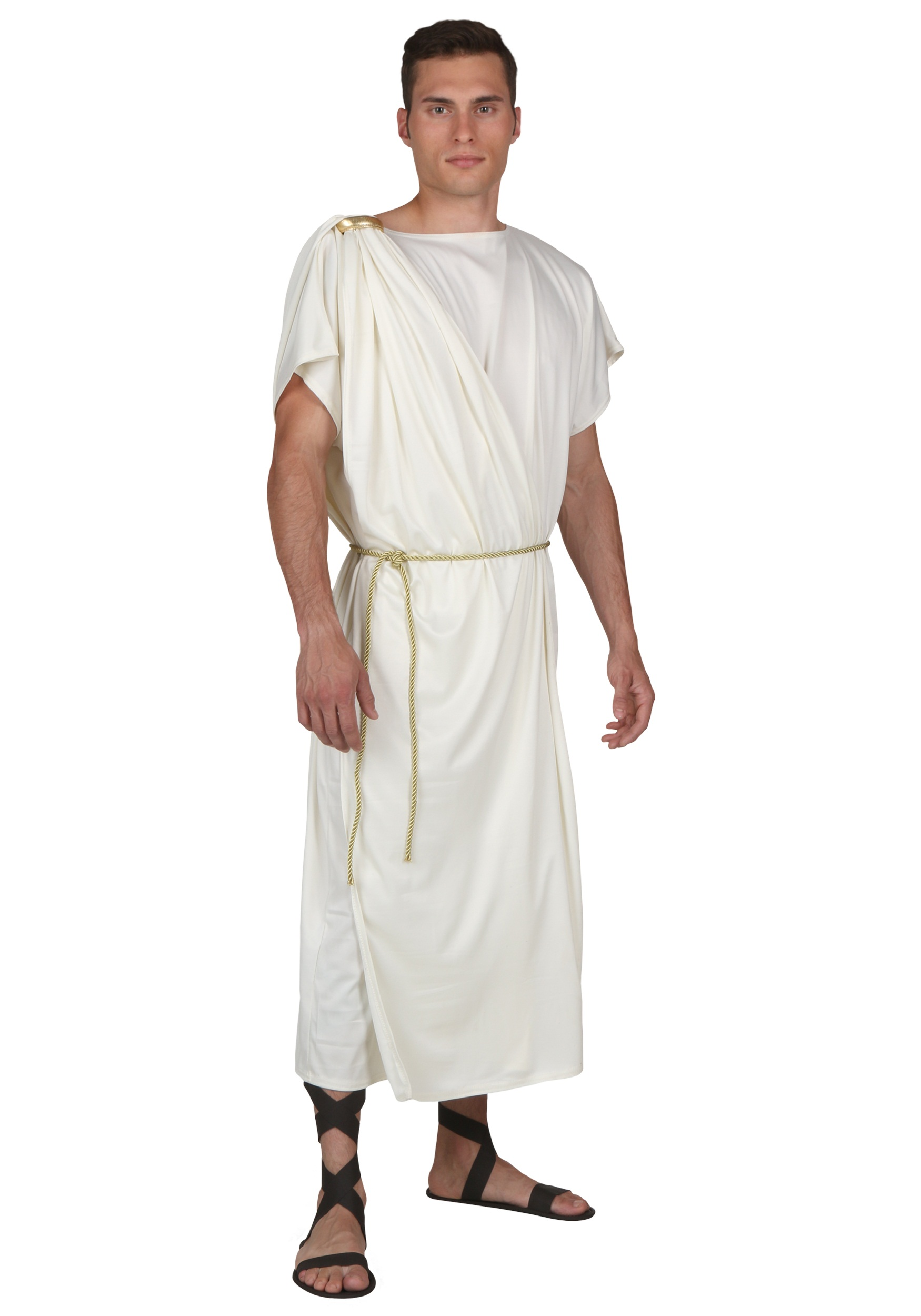 Toga Halloween Costume for Men | Exclusive | Made By Us Costume