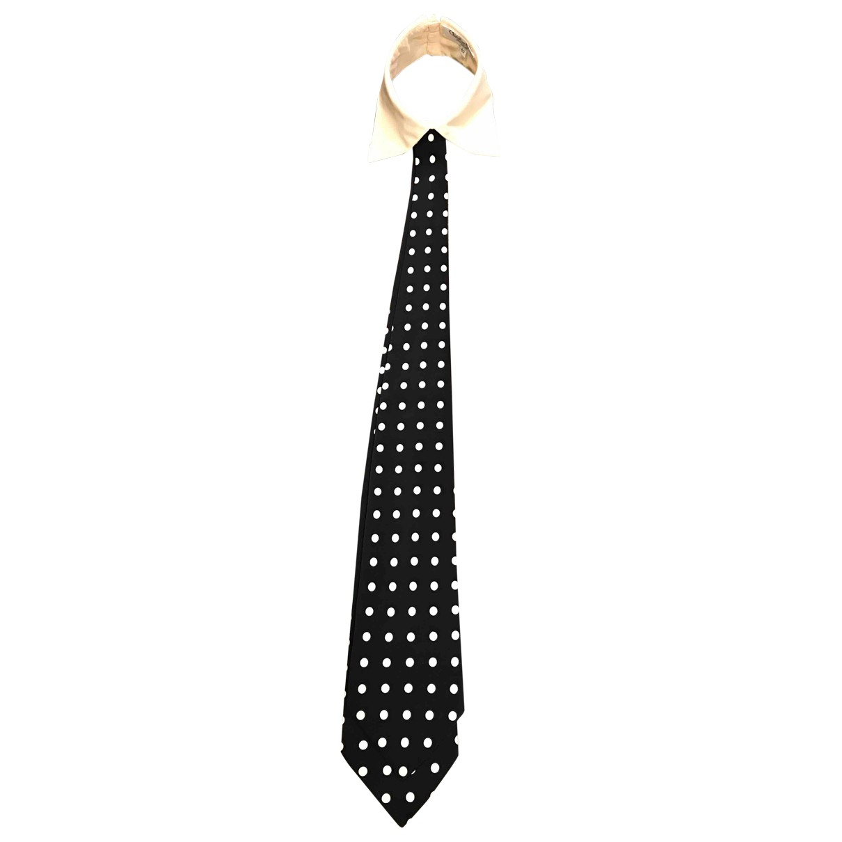 Christian Dior N Black Silk scarf for Women N