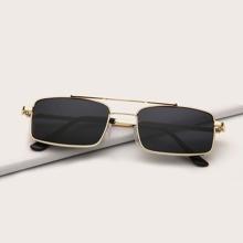 Top Bar Metallrahmen Sonnenbrille