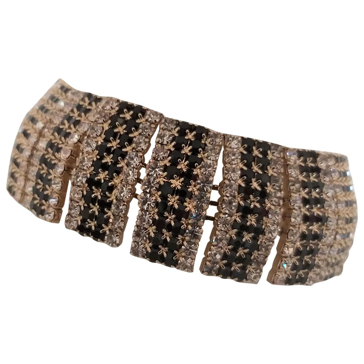 Carolina Herrera - Bracelet   pour femme en metal - gris
