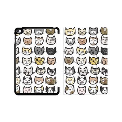 Apple iPad mini 4 Tablet Smart Case - 28 Cats von caseable Designs