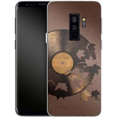 Samsung Galaxy S9 Plus Silikon Handyhuelle - Autumn Song von Terry Fan