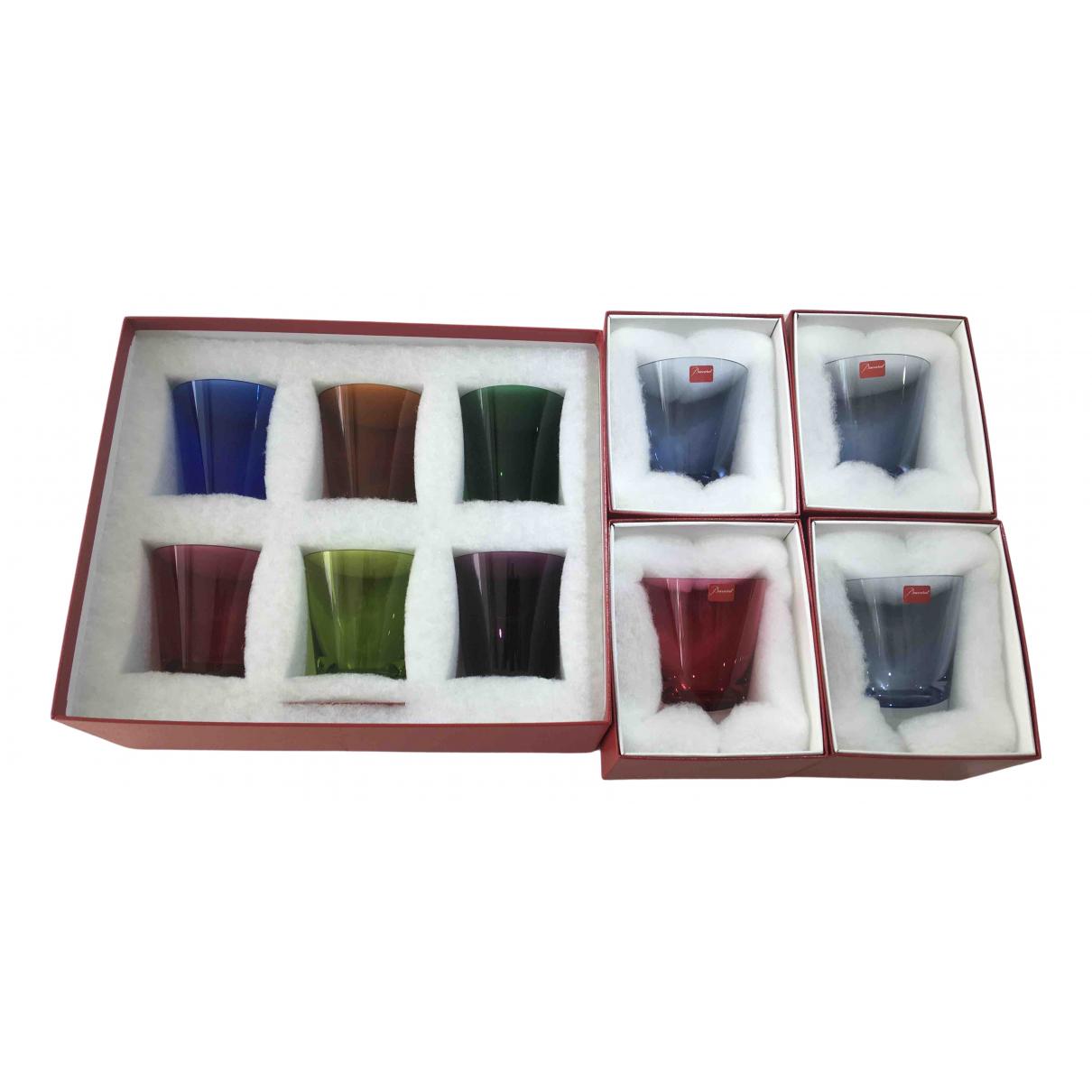 Baccarat - Arts de la table   pour lifestyle en cristal - multicolore