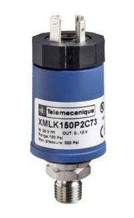 Telemecanique Sensors Air, Fresh Water Pressure Switch, Analogue 0 → 10bar, 24 V dc
