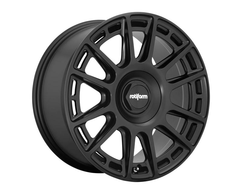 Rotiform R159200525+40 1 Piece OZR Wheel 20x10.5 5X112/120 40mm Matte Black