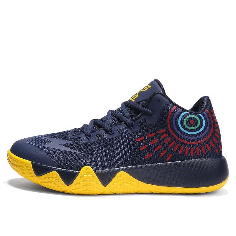 Ericdress Mesh Round Toe Color Block Men's Sneakers