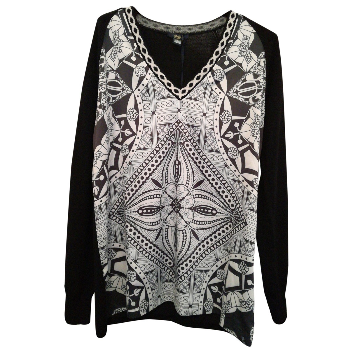 Class Cavalli \N Pullover in  Bunt Wolle