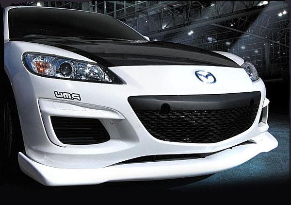 RE Amemiya FRP After Front Lip Mazda RX-8 03-11