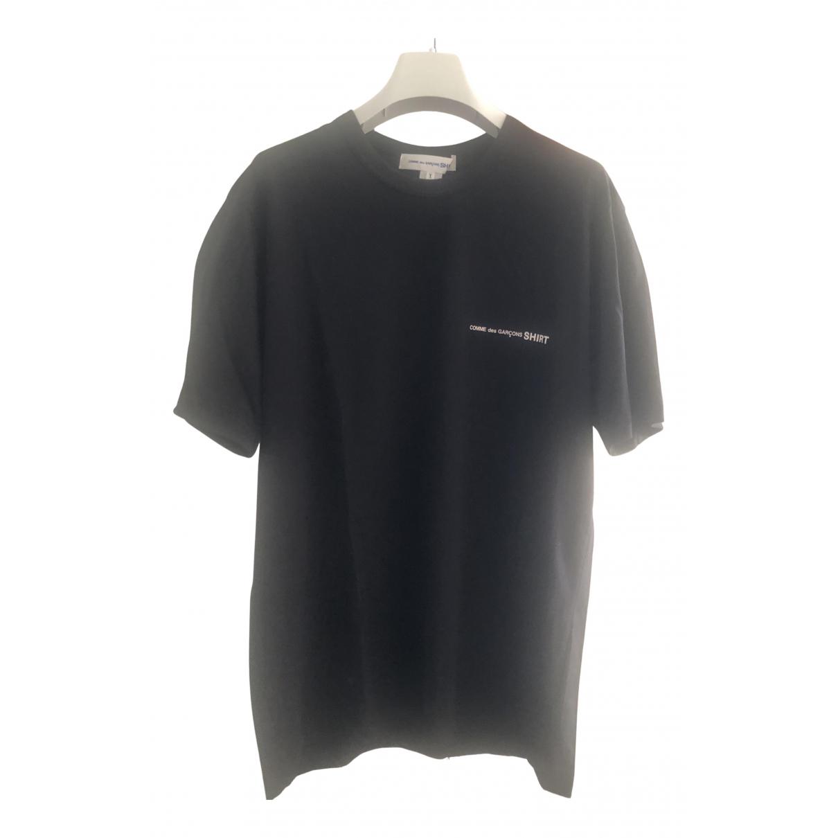 Comme Des Garcons \N T-Shirts in  Schwarz Baumwolle
