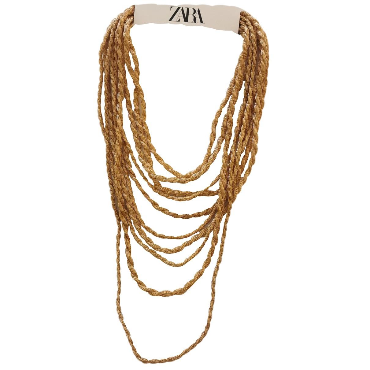 Zara \N Kette Gold
