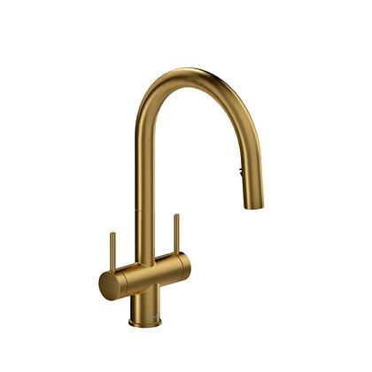 Azure AZ400BG-15 Kitchen Faucet with Spray  in Brushed
