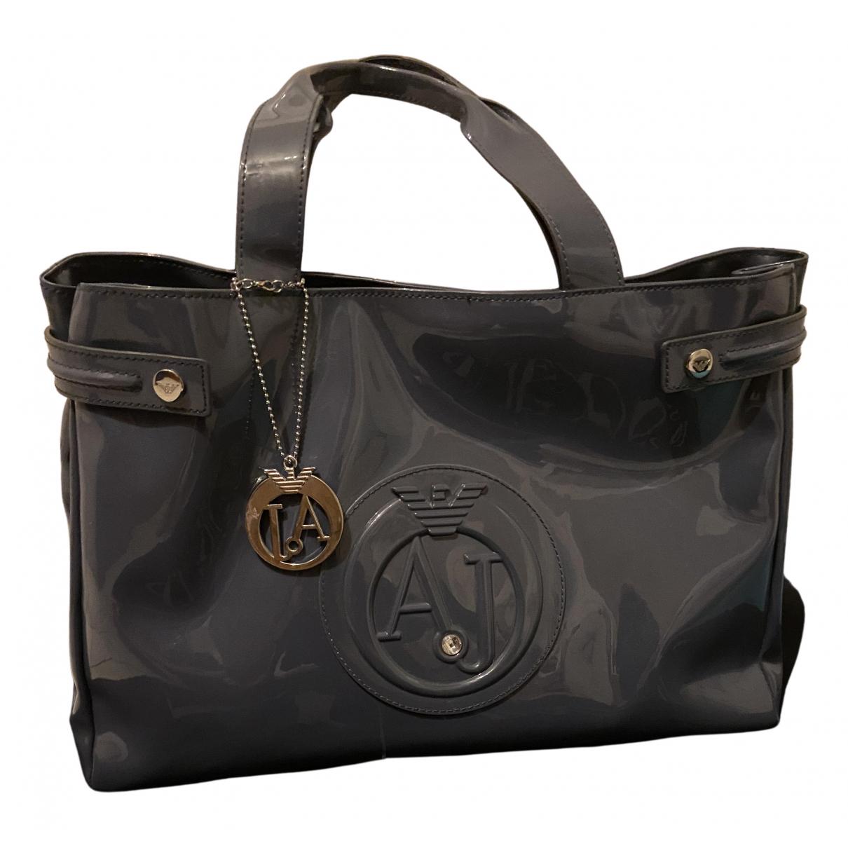Armani Jeans N Blue handbag for Women N