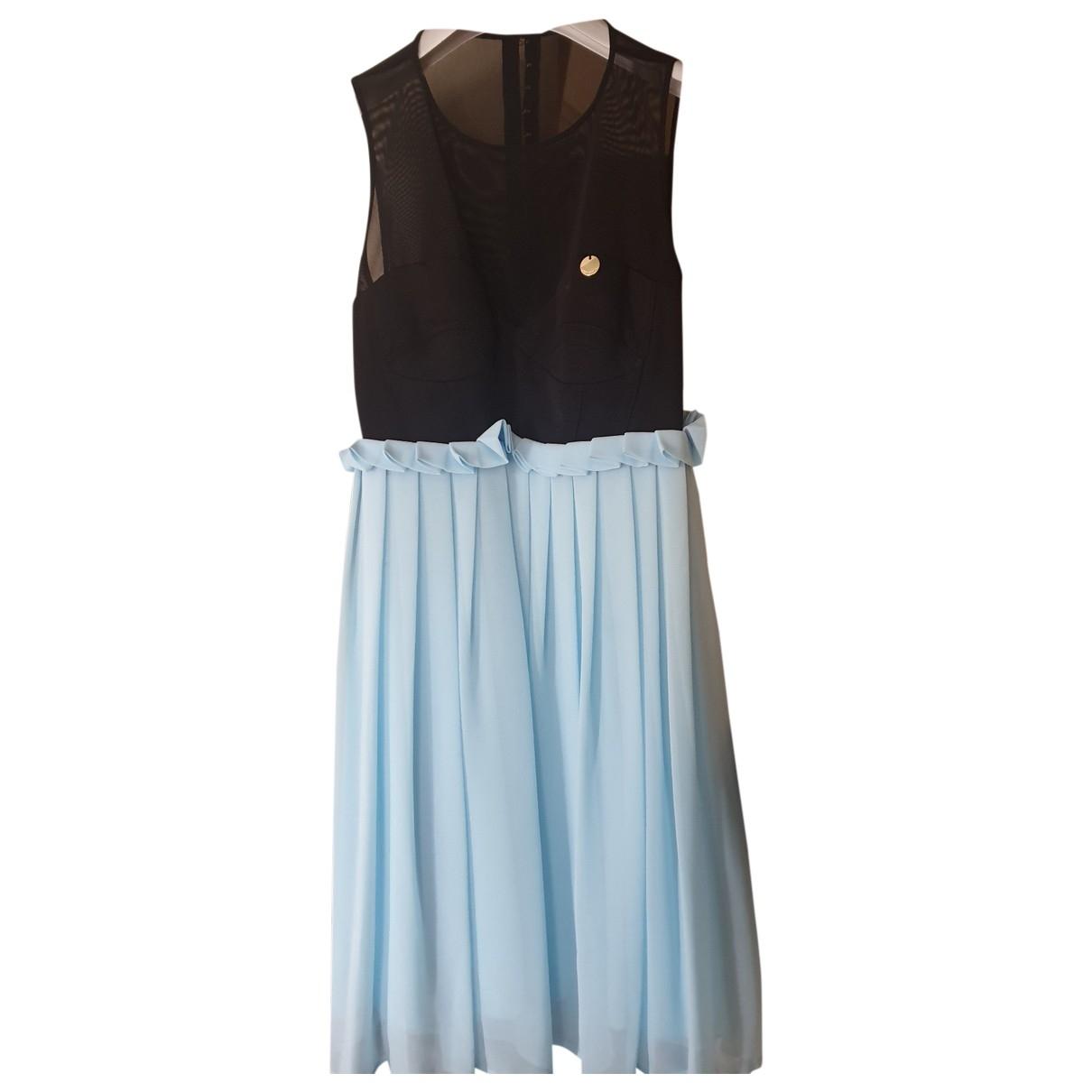 Vestido midi Mangano