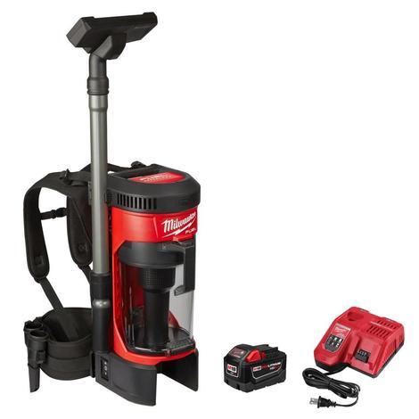 Milwaukee M18™ Fuel™ 3-in-1 Backpack Vacuum High Demand Kit