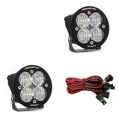 Baja Designs Squadron-R Sport Wide Cornering LED Lights - 587805