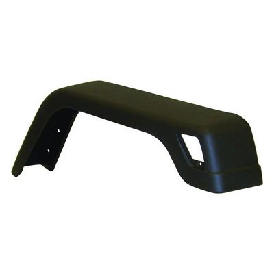 Crown Automotive Front Passenger Side Wide Fender Flare (Paintable) - 552549187
