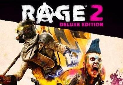 Rage 2 Deluxe Edition EMEA Bethesda CD Key