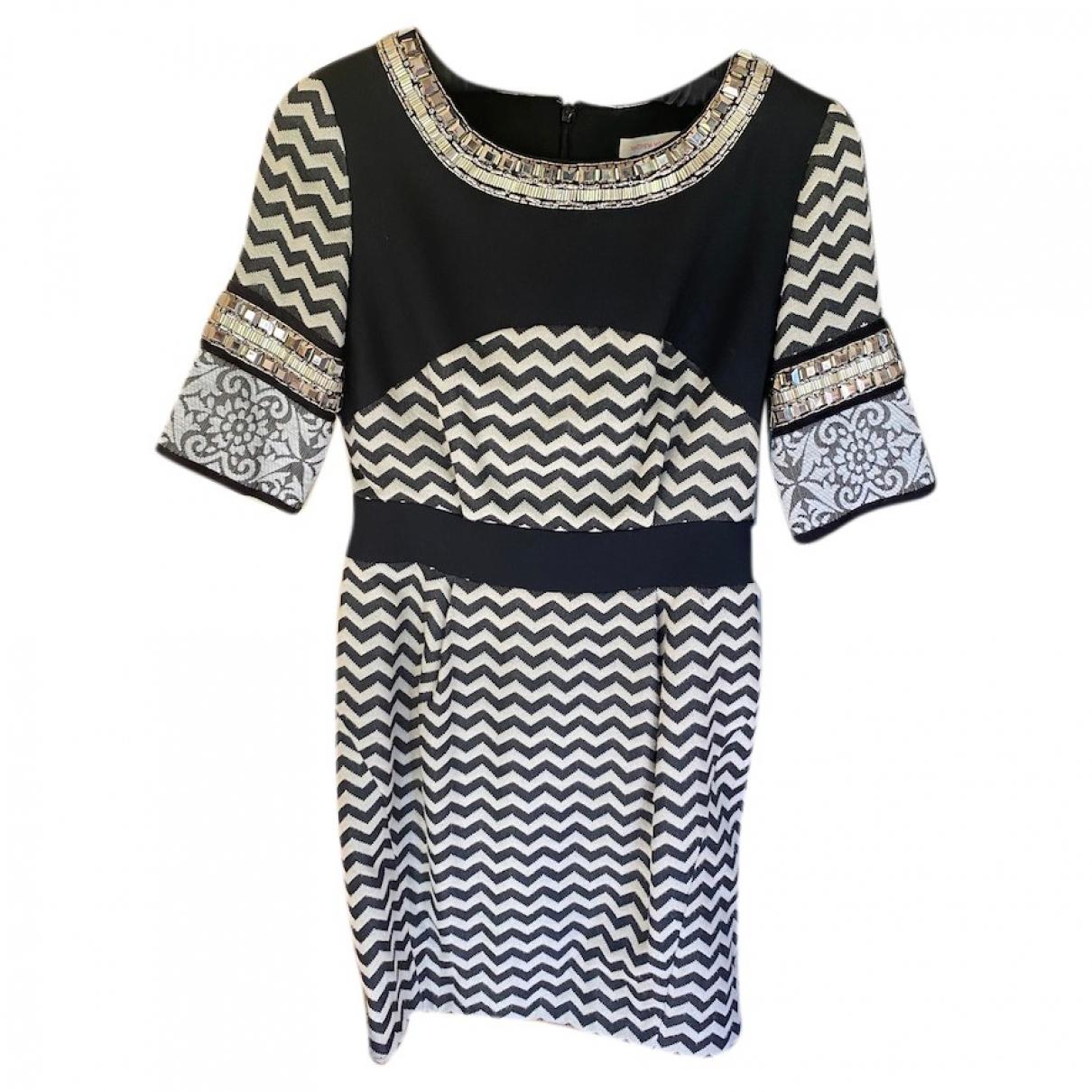 Matthew Williamson \N Kleid in  Schwarz Polyester