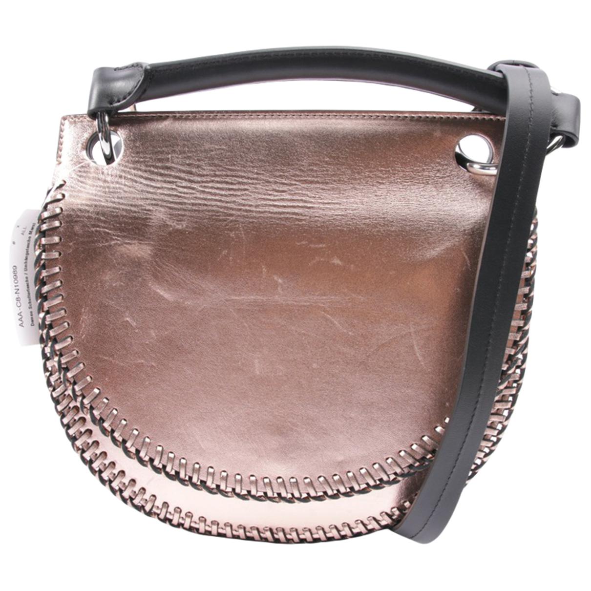 Marni \N Pink Leather handbag for Women \N