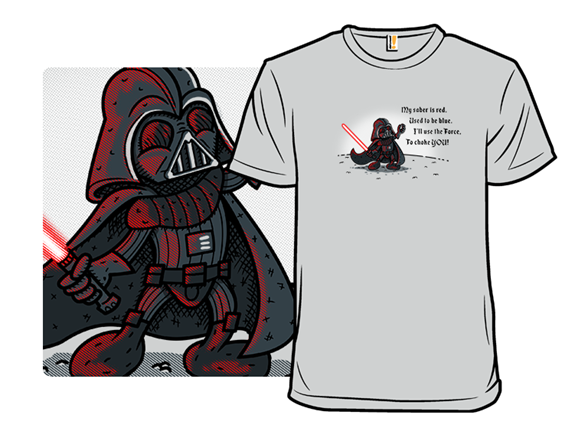 Darth Poetry Jam T Shirt