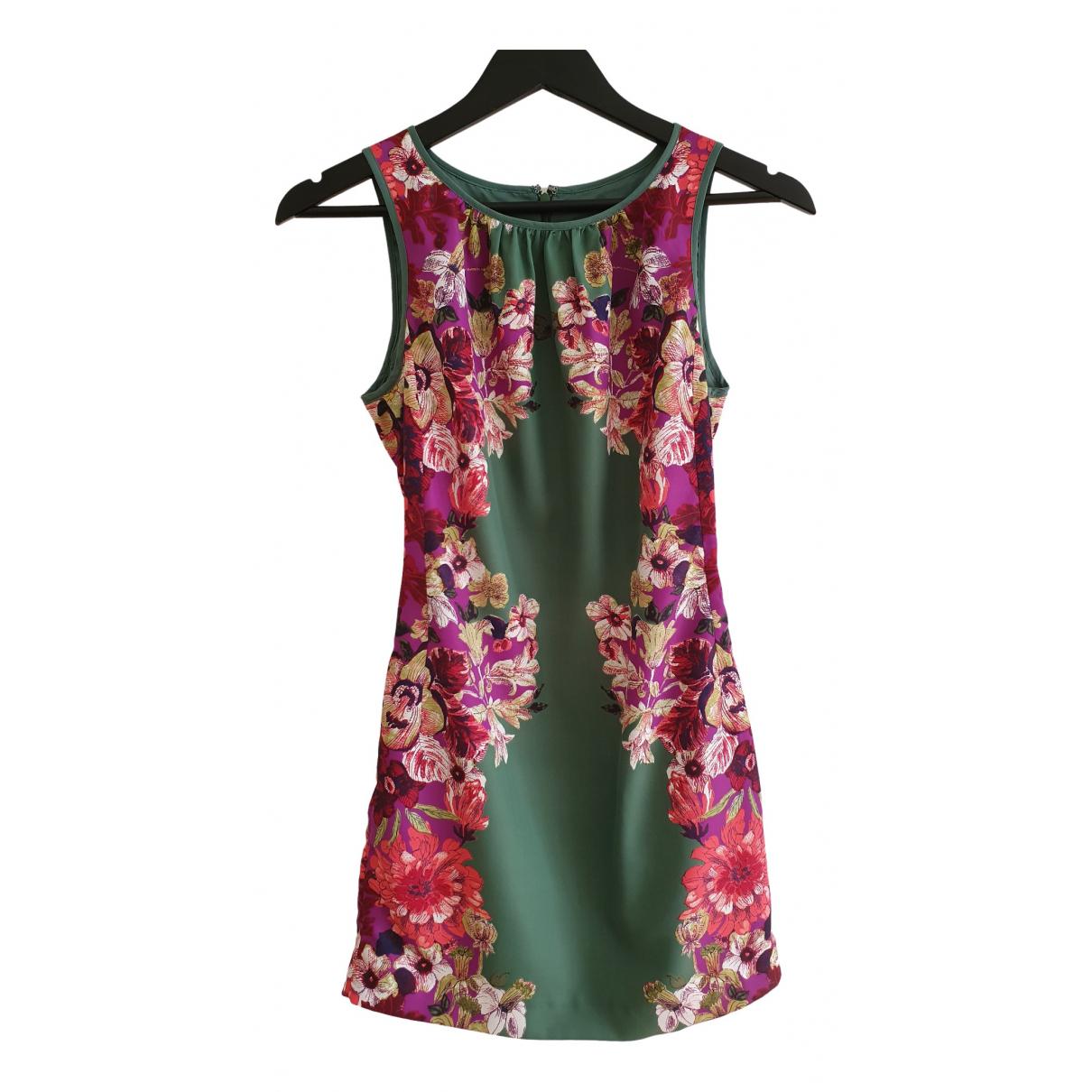 Ann Taylor \N Green dress for Women 36 FR