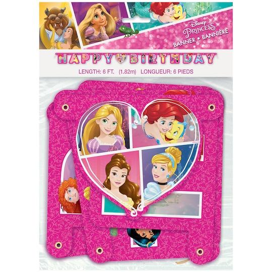 Disney® Princess Birthday Banner, 6 Ft | Michaels®
