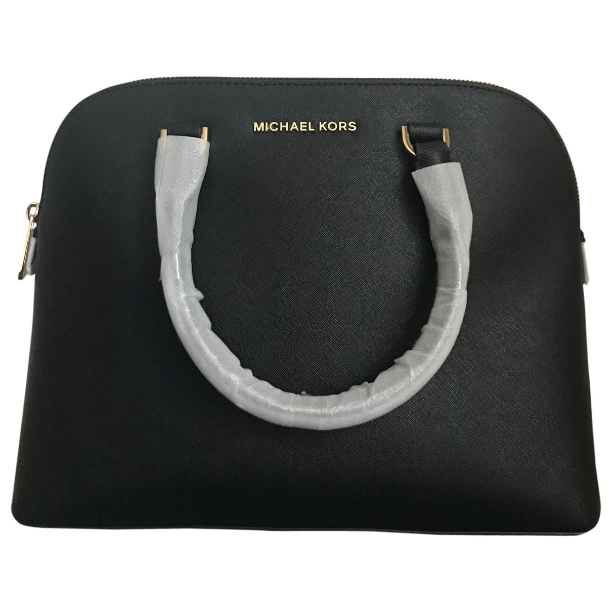 Michael Kors Cindy Black Leather handbag for Women \N