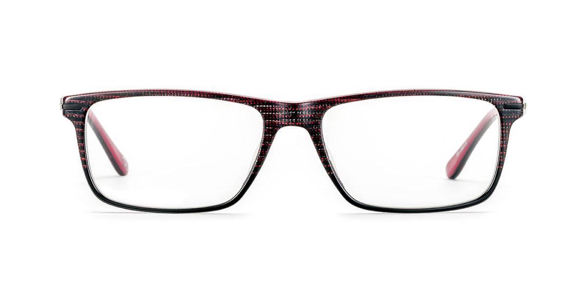 Etnia Barcelona YELLOWSTONE RDBK Men's Glasses Black Size 54 - Free Lenses - HSA/FSA Insurance - Blue Light Block Available