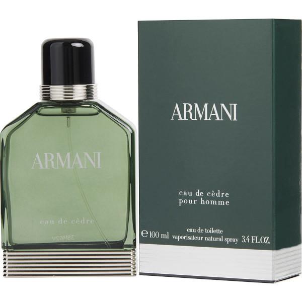 Eau De Cedre - Giorgio Armani Eau de toilette en espray 100 ML