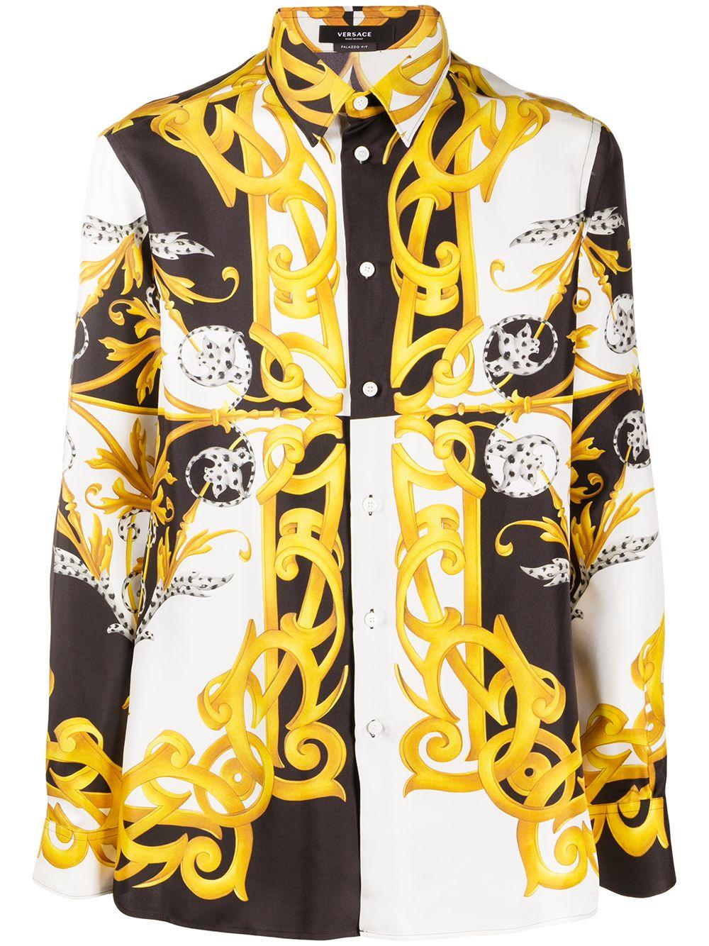 Le Pop Print Shirt