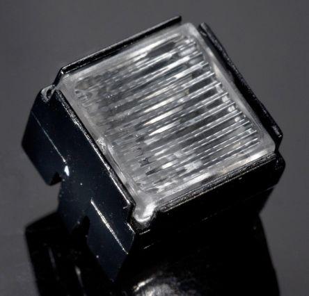 Ledil CP13136_LARISA-O-CLIP16, Larisa Series LED Lens, Square Beam (5)
