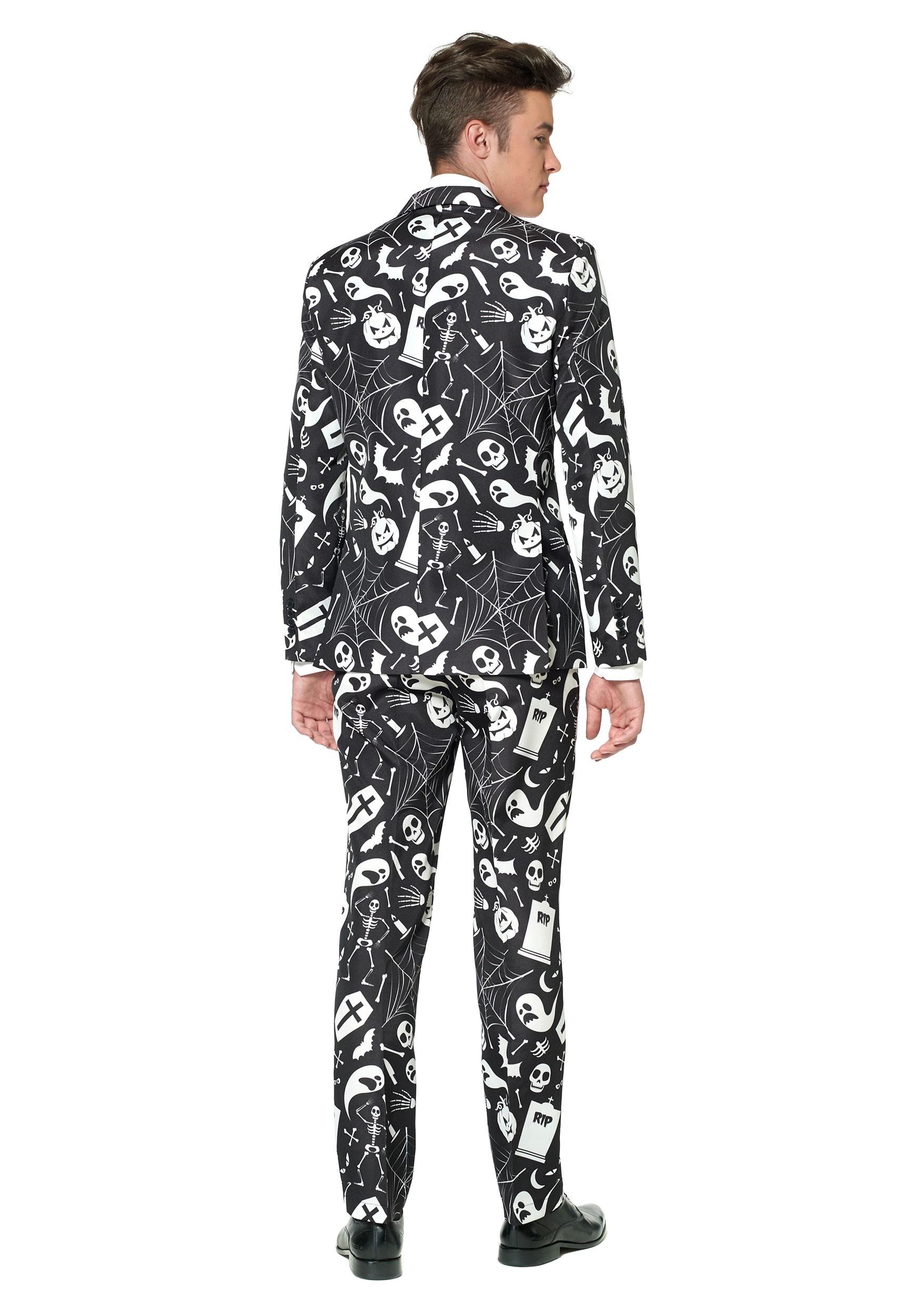 Halloween Suitmeister Ghost Men's Suit