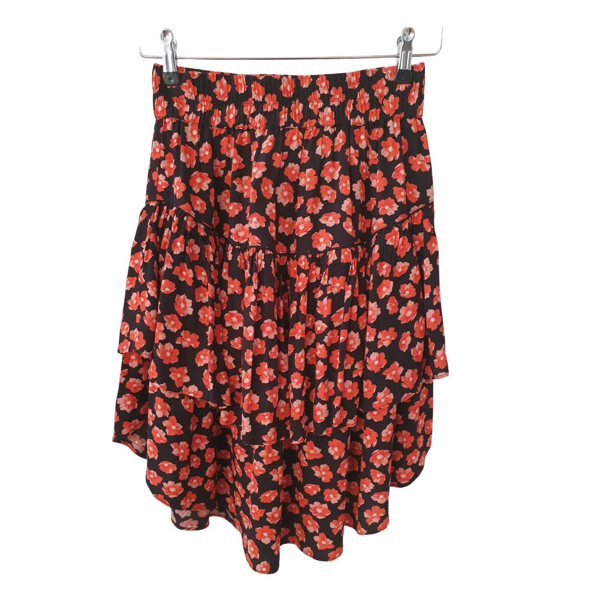 Ganni N Red skirt for Women XS International