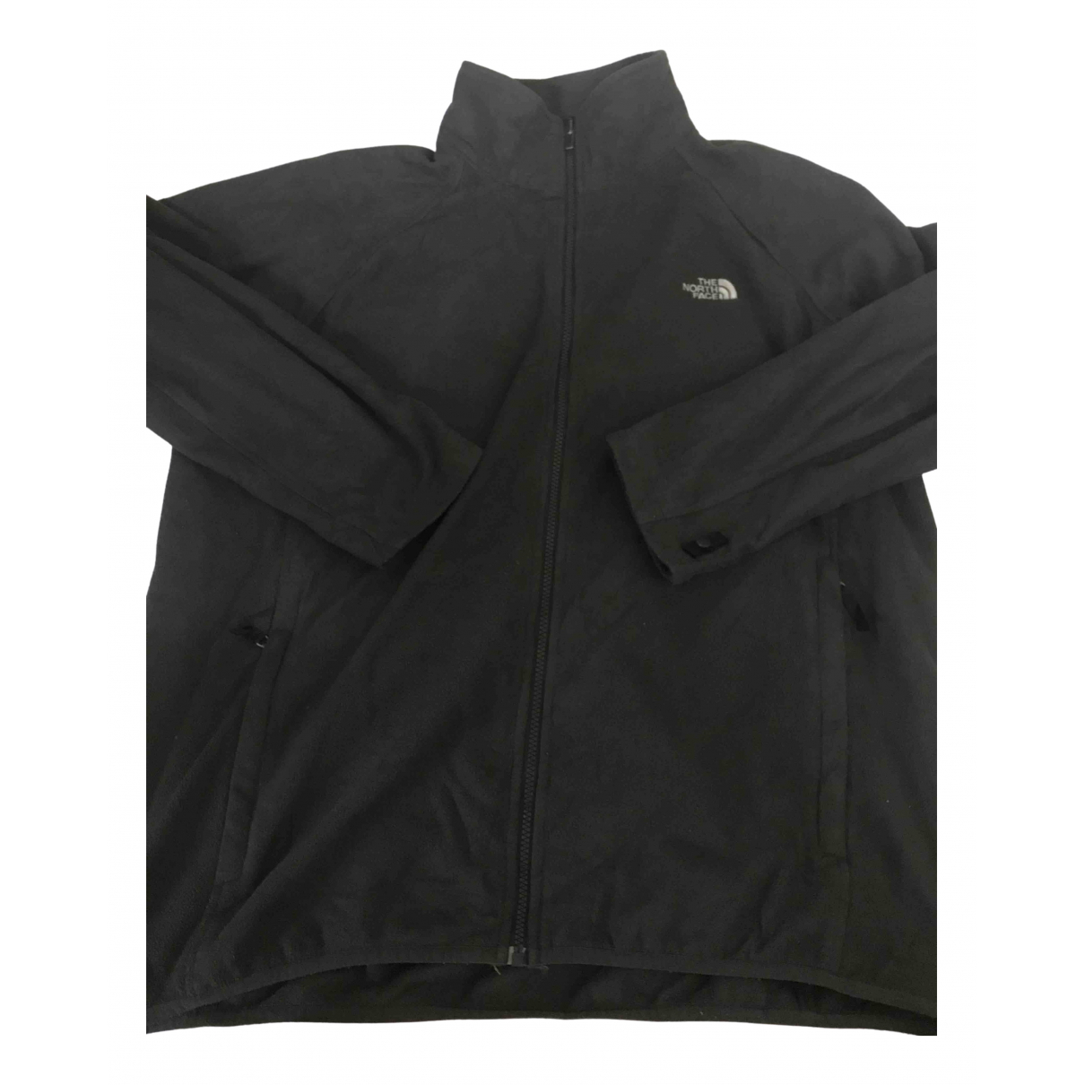 The North Face \N Jacke in  Anthrazit Polyester