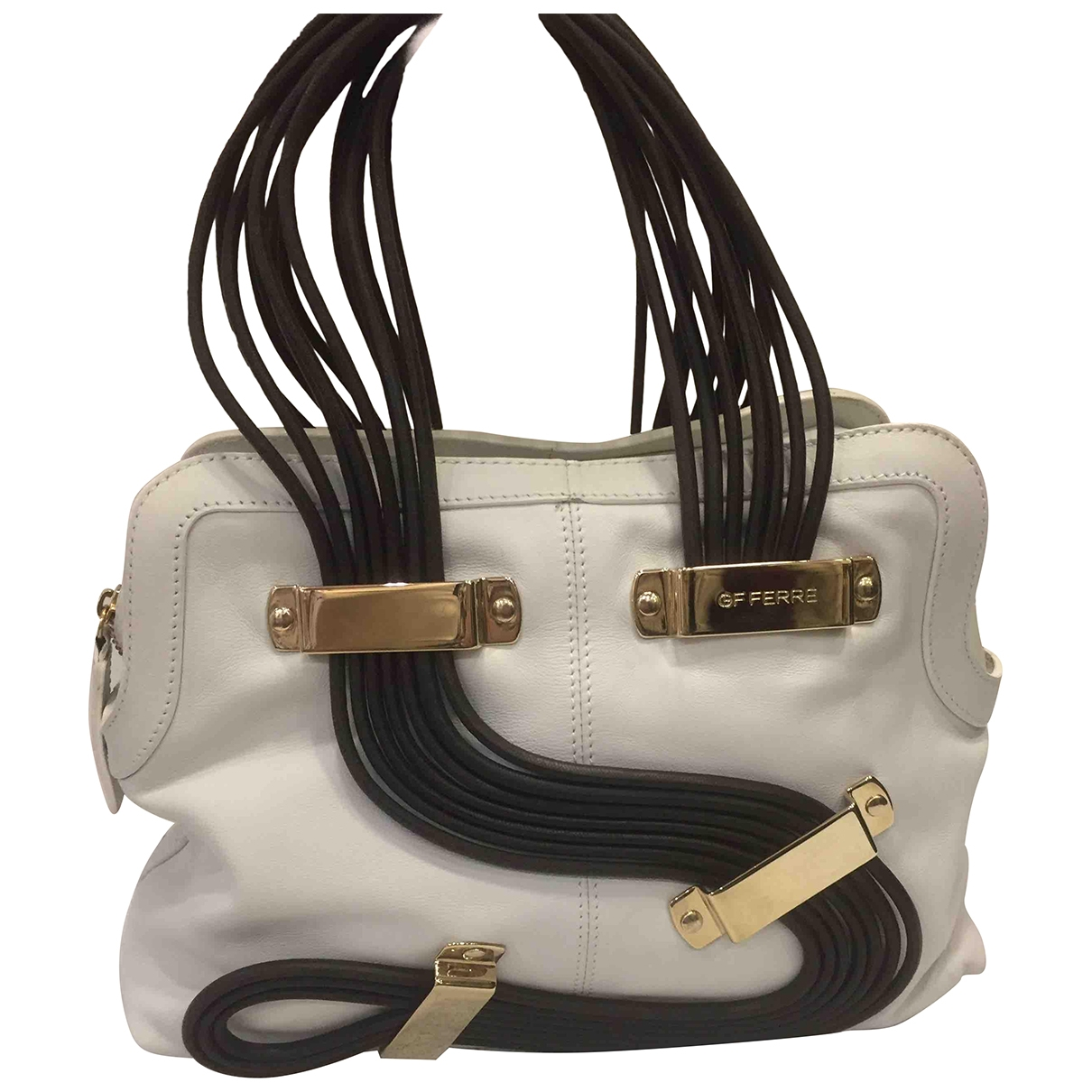 Gianfranco Ferré \N Leather handbag for Women \N
