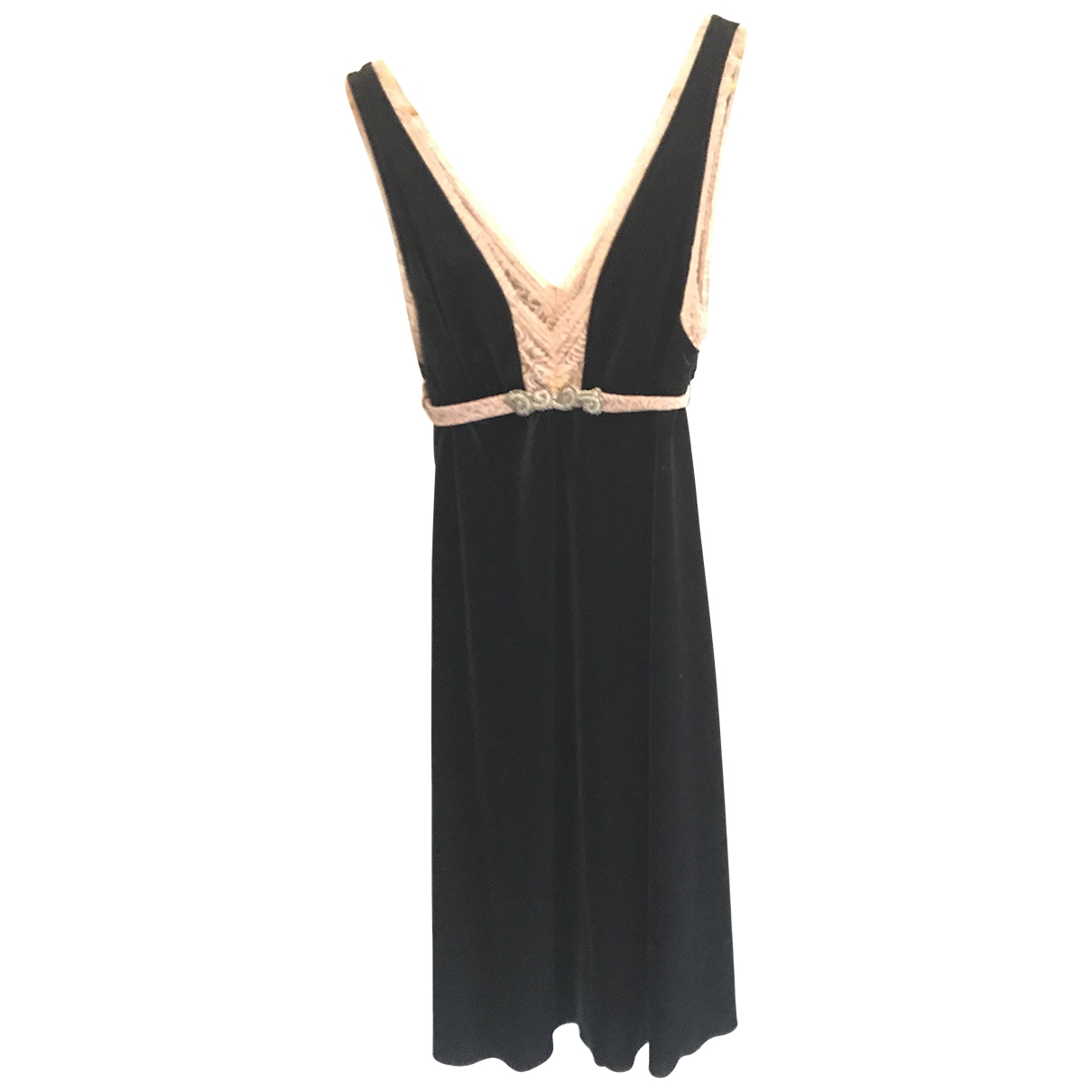 Free People \N Black dress for Women L International